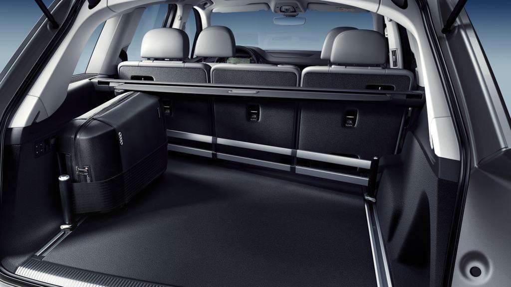 Kofferraum des Audi e-tron
