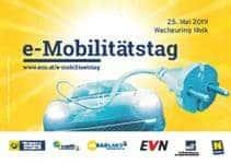 E-Mobilität am 25. Mai 2019 in Melk