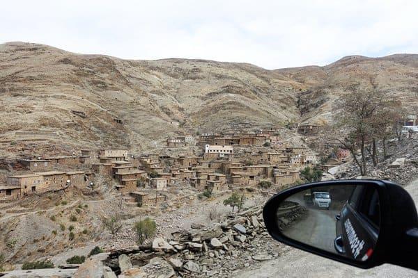 Kurt Krautgartner fuhr mit dem Elektroauto bis nach Marokko