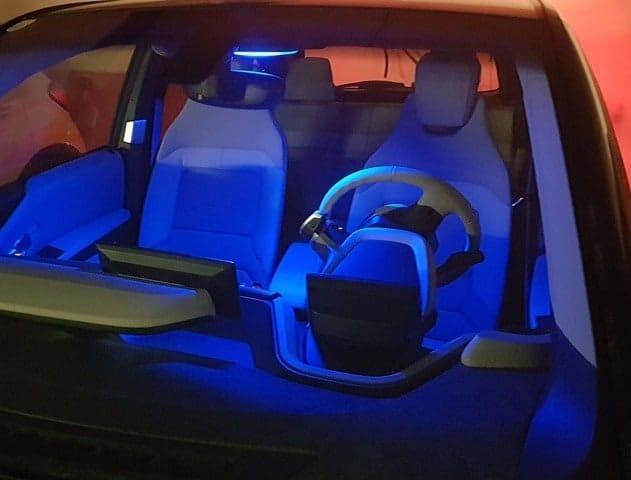 So sieht der BMW i3s von innen aus