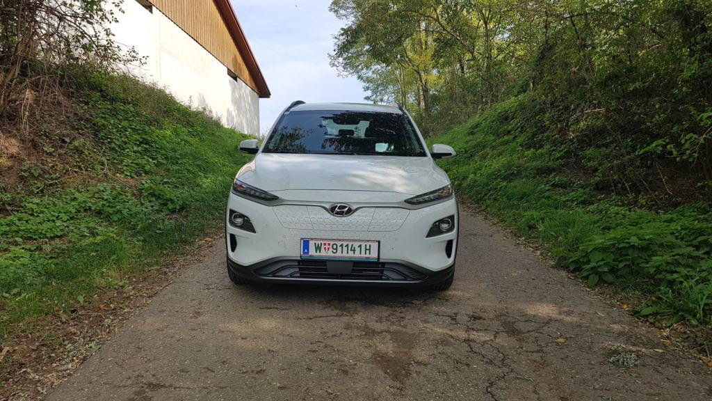 Der Hyundai Kona von INSTADRIVE im Test
