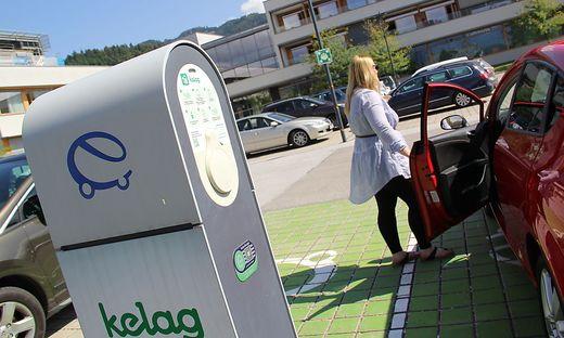Elektromobilität in Kärnten, Wolfsberg