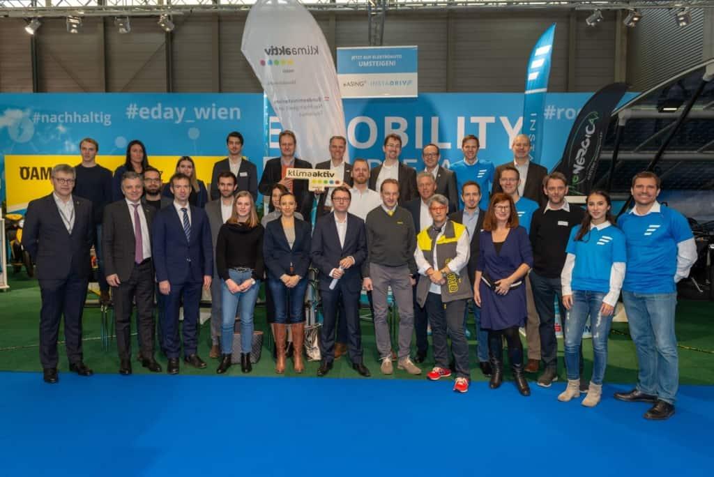 E-Mobility Area - VAS 2019