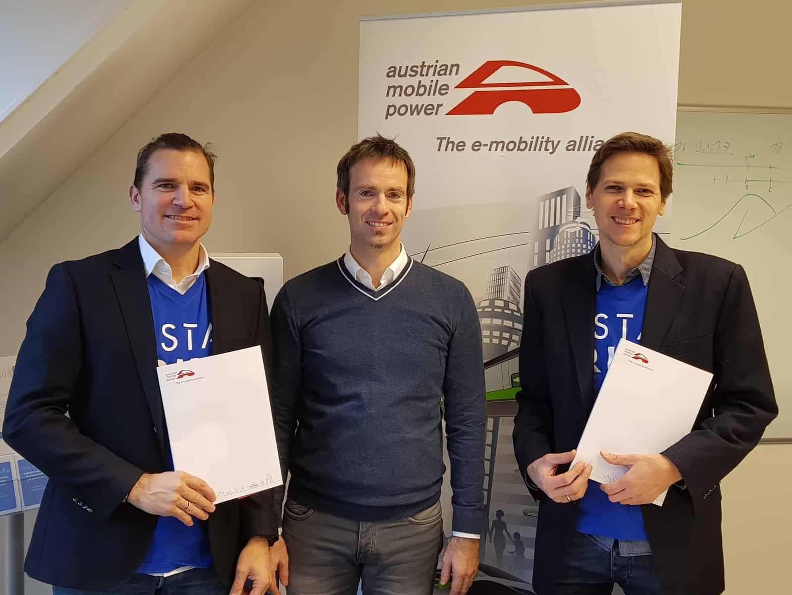 INSTADRIVE ist jetzt Mitglied bei AMP (Austrian Mobile Power)