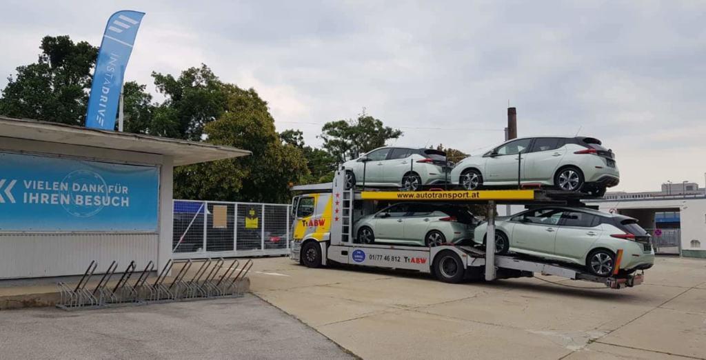 Nissan Leaf bei INSTADRIVE sofort verfügbar