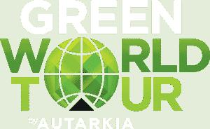 Kommen Sie zur Green World Tour 2019!
